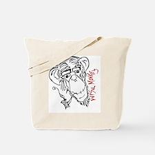 wise monkey3 Tote Bag