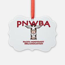 Logo6x6Pocket Ornament