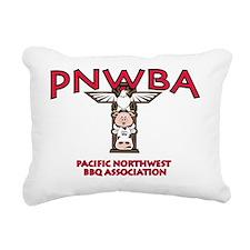 Logo10x10Apparel Rectangular Canvas Pillow
