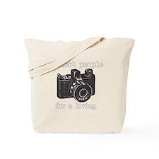 2-IShootPeopleDark Tote Bag