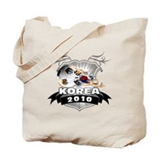 KOREA World Cup 2010 Tote Bag