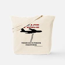 peace b52 Tote Bag