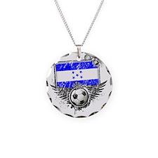 Soccer fan Honduras Necklace