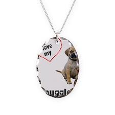 FIN-puggle-love-CROP Necklace