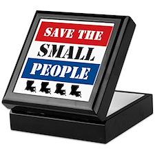 SmallPeople Keepsake Box