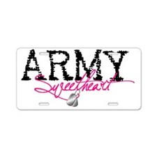army1 Aluminum License Plate