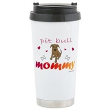PitBullTanMommy Travel Mug