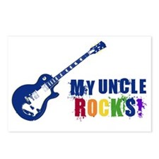 Blue Guitar_Uncle Postcards (Package of 8)