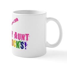 Pink Guitar_Aunt Mug