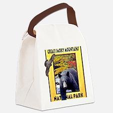 newsmokye Canvas Lunch Bag