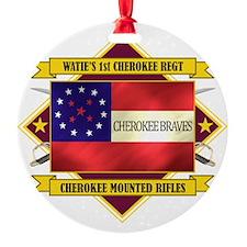 1st Cherokee Regt (5.1) Ornament