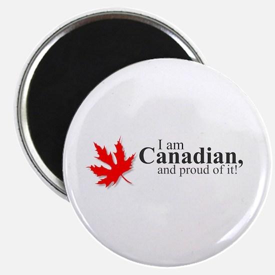 """Unique North america 2.25"""" Magnet (10 pack)"""