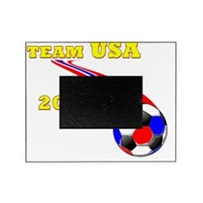 team_curve_wht Picture Frame