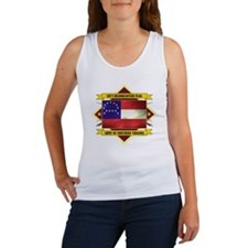Lee HQ Flag (Flag 5.1) Women's Tank Top