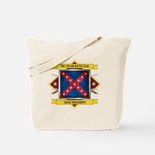 Taylor Battle Flagl (Flag 5.1) Tote Bag