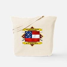 10th Miss -Rankin Rifles (Flag 5.2) Tote Bag