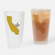 CALIFORNIA FAMBLK Drinking Glass