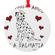 Dalmatian Ornament