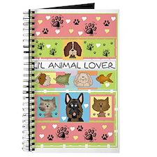 Li'l Animal Lover Journal