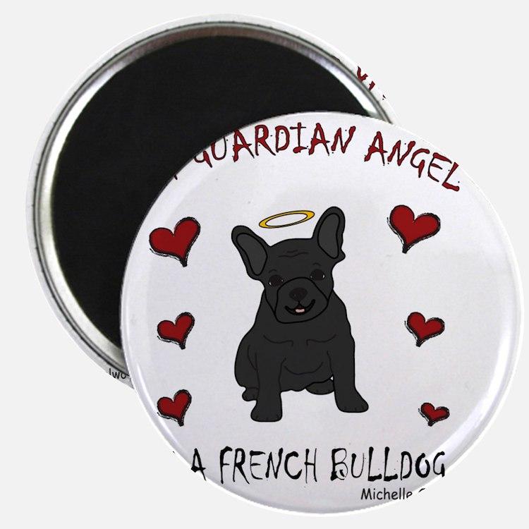 FrenchBulldogBlk Magnet