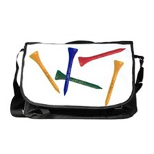 My Favorite Tee Shirt Messenger Bag