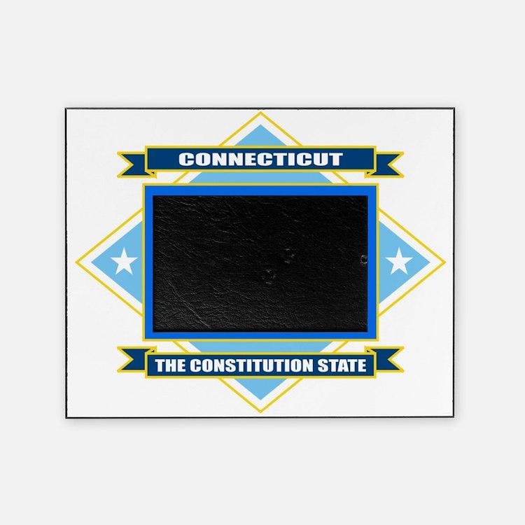 Connecticut diamond Picture Frame