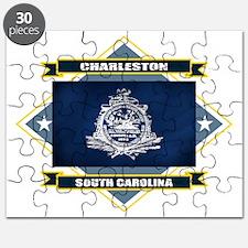 Charleston diamond Puzzle