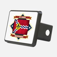 St Louis diamond Hitch Cover