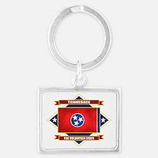 Tennessee diamond Landscape Keychain