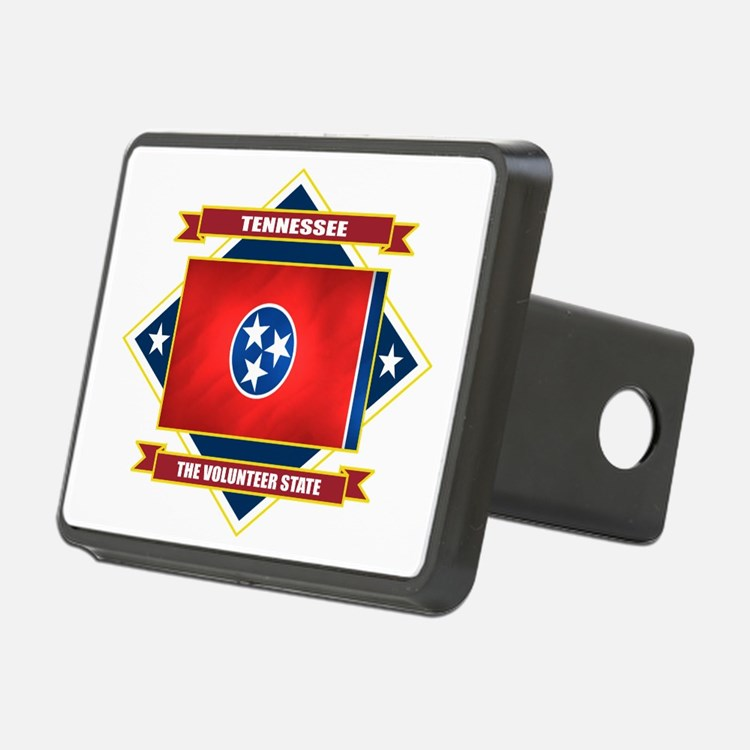 Tennessee diamond Hitch Cover