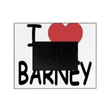 BARNEY01 Picture Frame