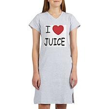 JUICE01 Women's Nightshirt