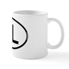 al alabama oval rec 1 Mug