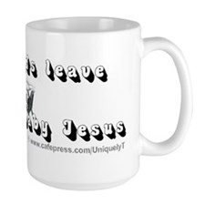 baby-jesus-leads_wh Mug