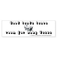 baby-jesus-leads_wh Stickers