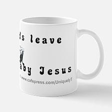 baby-jesus-leads Mug