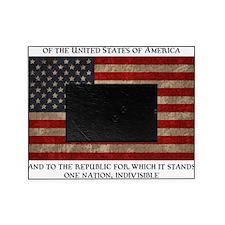 flag-pledge-LTT Picture Frame