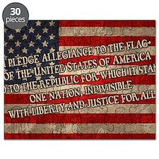 flag-pledge-CRD Puzzle