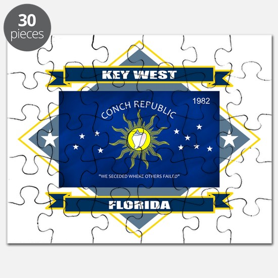 Key West diamond Puzzle