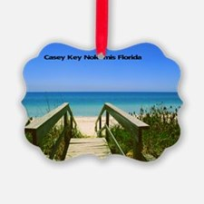 Casey Key14x10 Ornament