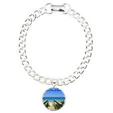 Casey Key11.5x9 Charm Bracelet, One Charm