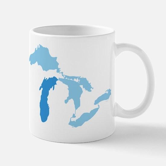 Great_Lakes_With_Lake_Michigan_15.35__x Mug