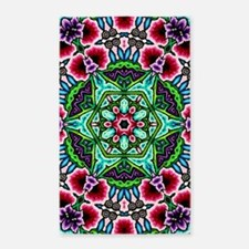 CP_bloom_poster1 3'x5' Area Rug