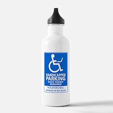 gimp_blog2 Water Bottle
