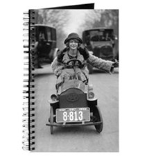 Flapper Driving Pedal Car Journal