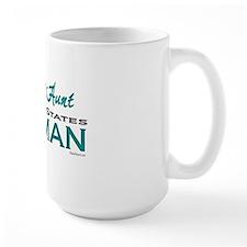 Proud Aunt iof a united states Airman Mug
