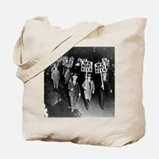 We Want Beer! Prohibition Protest, 1931 Tote Bag