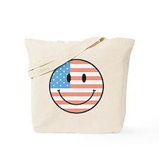 flagsmile Tote Bag
