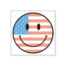 "flagsmile Square Sticker 3"" x 3"""