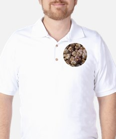 garlic2 Golf Shirt
